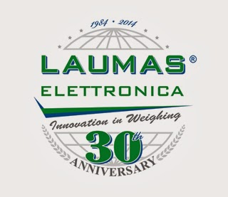LAUMAS is celebrating 30 years of business in the electronic weighing field