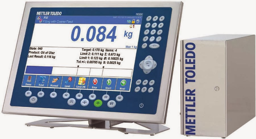 METTLER TOLEDO Introduces New Application Software for Highly Efficient Filling and Dosing