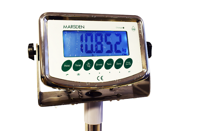 Marsden launches New Waterproof Scales