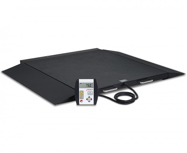 DETECTO announces New Wheelchair Scale additions to Product Line