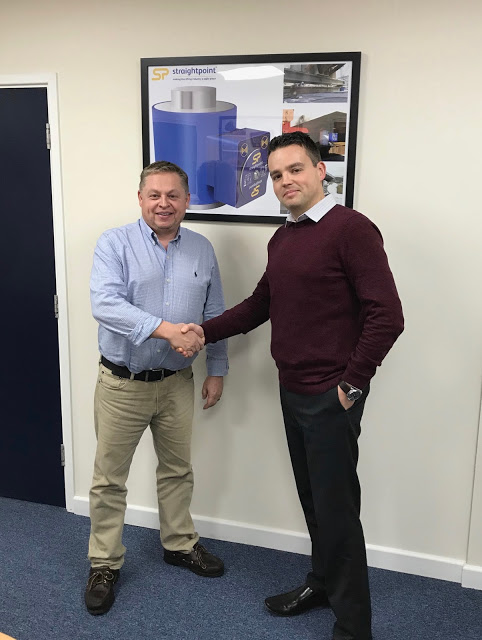 Straightpoint appoints New Marketing Executive