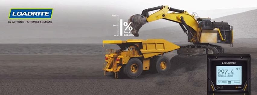 New Video showing how Loadrite X2650 Excavator Scales can help mining operations