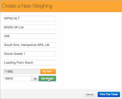OpenWeigh launches the Weighbridge Link Module