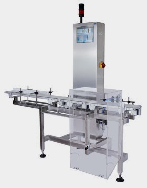 New Checkweigher from RADWAG - 500pcs per minute (Video)