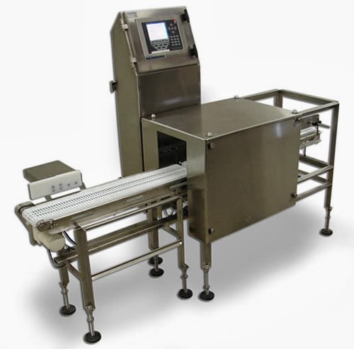 New Video showing WeighMore® In Motion Checkweigher Scale from Vande Berg Scales