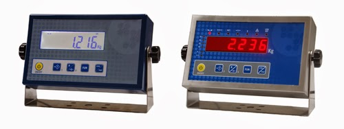 New SC-A1 Weighing Indicator from Sensocar