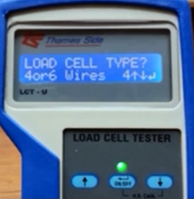 Thames Side launches the Advanced Load Cell Tester LCT-U