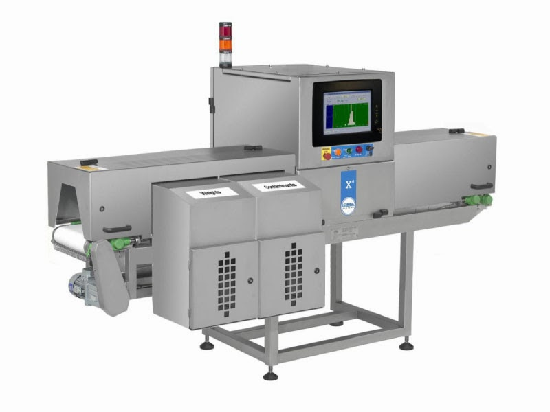 Combination X-ray, Metal Detection… and Checkweighing