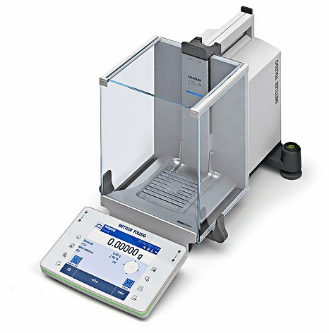 New XPE Analytical Balances from Mettler Toledo