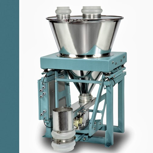 A unique offering from Schenck Process: The MechaTron® Coni-Steel® vibration feeder