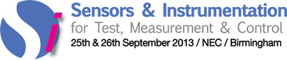 Sensors & Instrumentation for Test, Measurement & Control UK 2013