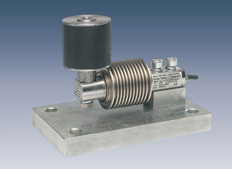 New Silent-Block accessory for the Load Cell model 300 from Utilcell