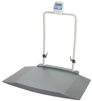 New Portable, Fold-up Wheelchair Scale DS8030 from Doran Scales
