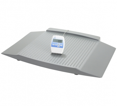 New Portable Wheelchair Scale Model DS8080 from Doran Scales