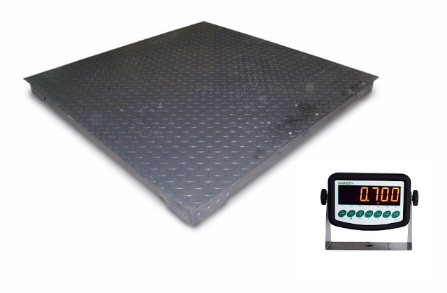 Marsden Weighing Group's New Heavy Duty Scales handle weights up-to 5 tonnes