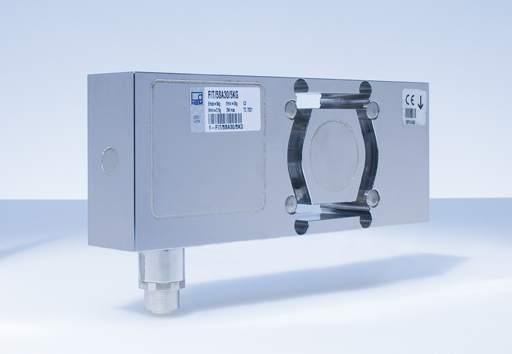 Fast and precise FIT/5 load cell increases output of filling machines
