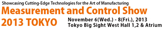 Measurement and Control Show Japan 2013