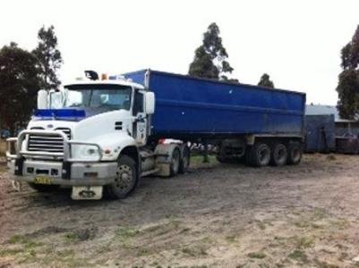 Onboard scales eliminates demolition vehicle overloading in NSW