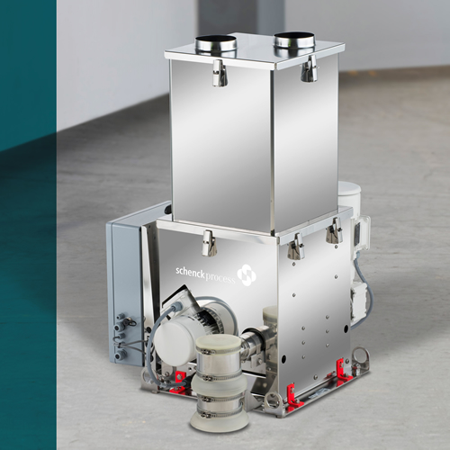 The ProFlex® from Schenck Process now also available in a hygienic design version
