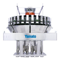 Yamato Scale's video about their new Omega salad specification multihead weigher