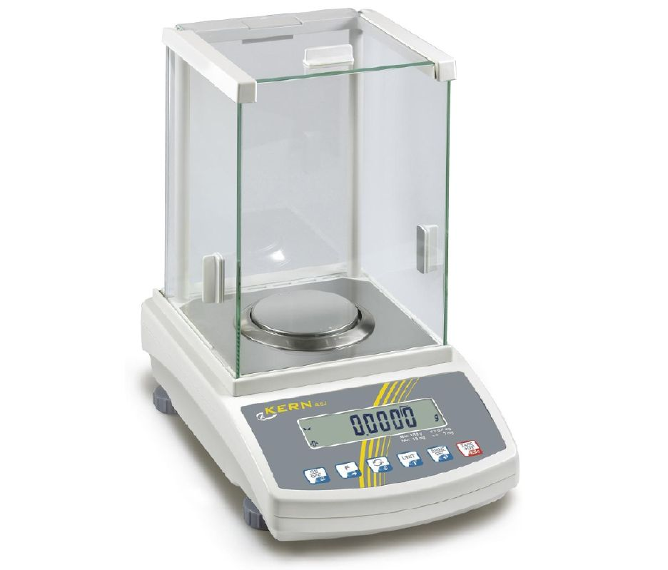 New Analytical Balances from KERN