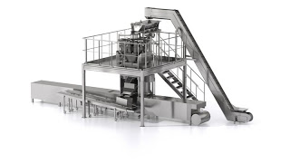 Danone chooses Bilwinco's multihead weighing system