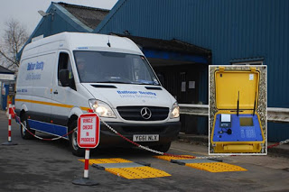 Portable weighbridge system reduces exposure to overloading for Balfour Beatty fleet