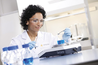 More weighing reliability in regulated areas with Sartorius scales