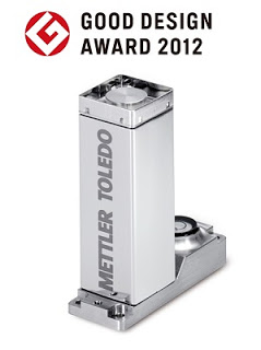 METTLER TOLEDO Weigh Module Wins Prestigious Design Award