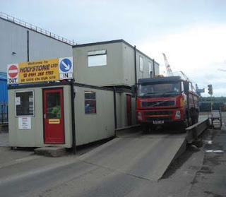 Weighbridge software improves accuracy and halves administration