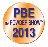 PBE – The Powder Show USA 2013