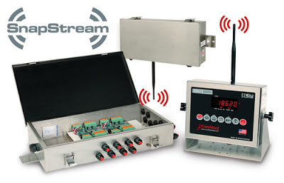 SnapStream Wireless Scale Systems Potentially Save Thousands of Dollars in Installation Costs
