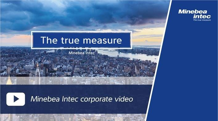Minebea Intec's New Corporate Video