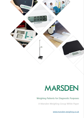Marsden's New White Paper highlights Risks of incorrectly Weighing Patients - and how to avoid them