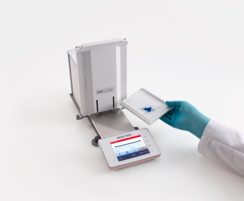 The New XSR Analytical Balances: Simplified Weighing Processes And Accurate Results Ensured