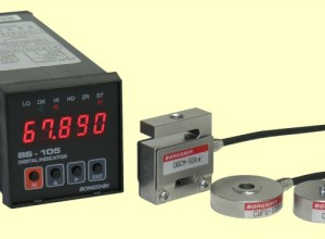 Compact size BS-105 Digital Indicator with high accuracy from Bongshin Loadcell