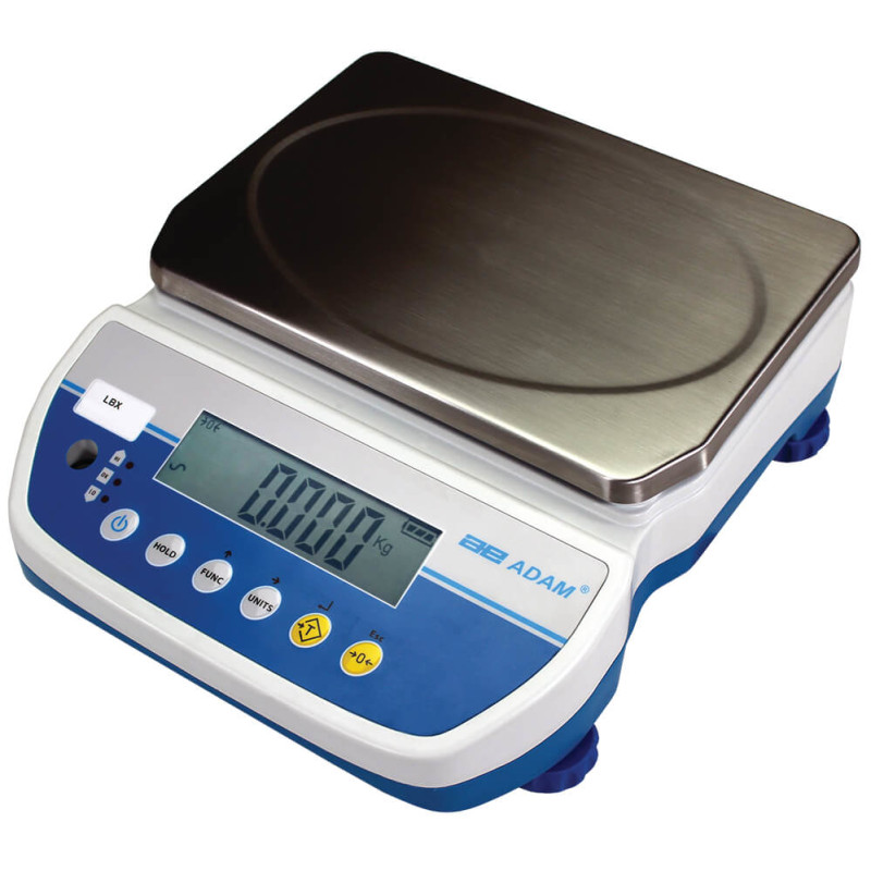 Adam Equipment Introduces Latitude Scales For Weighing and Counting Tasks