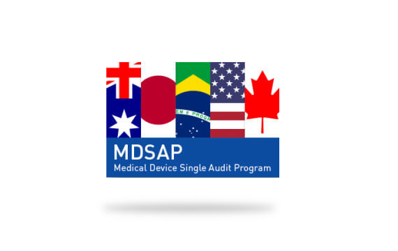 seca earns certification according to ISO 9001, ISO 13485 and the Medical Device Single Audit Program (MDSAP)