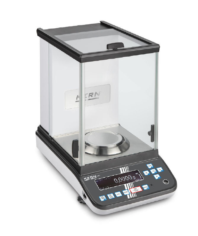 New ABP Premium Analytical Balance from KERN & SOHN