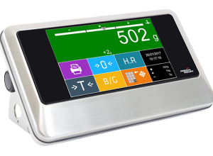 Precia Molen i25 Touch Weighing Indicator evolves