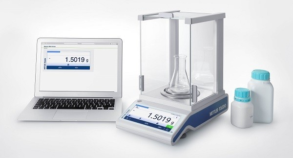 Enhanced Connectivity and Data Management Enables Efficiency of Weighing Processes to be Optimized