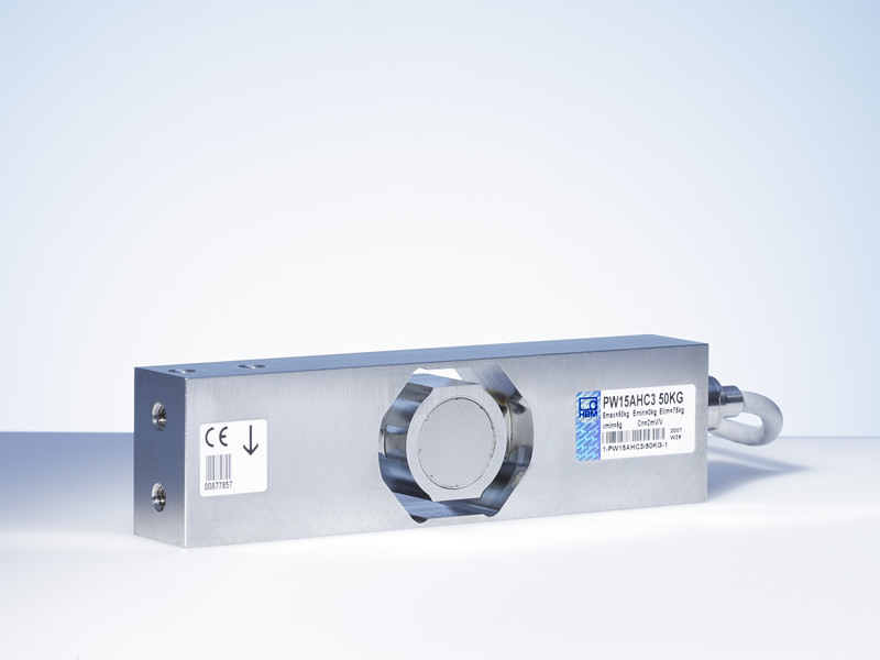 New PW15AHY Single Point Load Cell from HBM