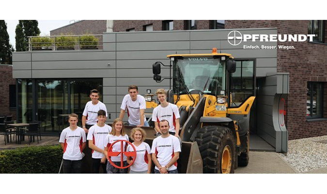 Job Offer by PFREUNDT GmbH - Trainee for the Electronics Technician for Devices and Systems