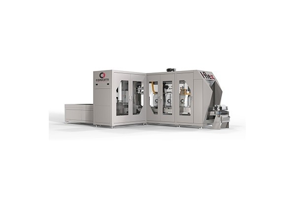 The new CONCETTI I-Flex Bagging Machine is born
