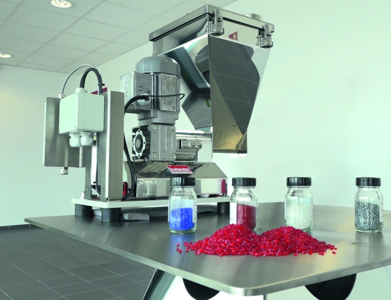 New Feeder line from Brabender Technologie
