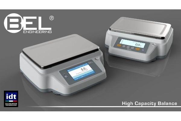 BEL Engineering RB Family Series - New High Capacity Balances