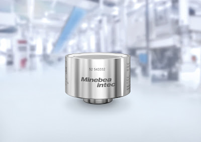 Minebea Intec PR 6212 Load Cell: No compromises where corrosion protection is concerned