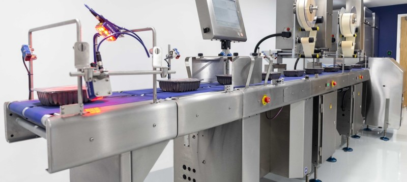 Marel's New WPL9000+ Weigh Price Labeler