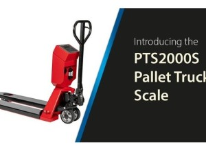 Avery Weigh-Tronix launched PTS2000S - their Next Generation of Pallet Truck Scale