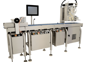 DIGI Europe Ltd leads the way for high speed Weigh Price Labelling